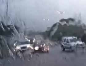 Fuertes lluvias afectan viviendas y calles del Estado de México